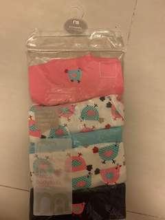 超平Mothercare 5件裝夾衣