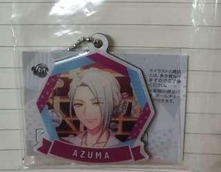 🚚 A3! Plate Key Chain Sphere Vic /2nd
