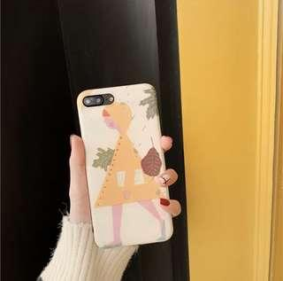 IPhone XR Artsy Case w Rubber sides