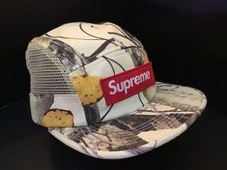 「全新」Supreme Cap 彩花帽 Aspen Wood Camp Cap