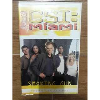 (Clearance Sale) IDW CSI : Miami Smoking Gun comic book 2003 vintage retro 42 pages cover price US$6.99 not DC Marvel Image