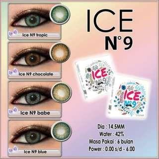 Softlens Ice No9