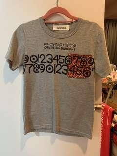 c57ab5f128 comme des garcons play authentic   Men's Fashion   Carousell Singapore