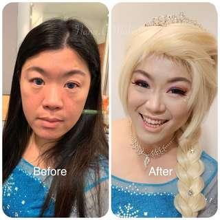 Makeup Artist For Hire (Character / Cosplay / Halloween Makeup)
