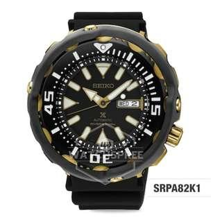 [SEIKO]*APPLY 25% OFF COUPON* Seiko Prospex Automatic Diver Watch SRPA82K1. Free Shipping and Box!