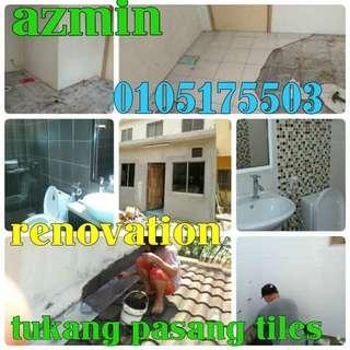 0105175503 AZMIN TUKANG BAIKI BUMBUNG BOCOR, U20 SHAH ALAM