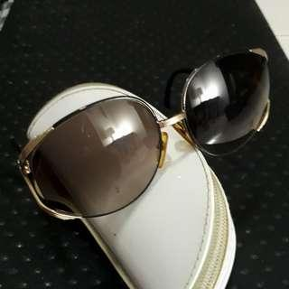 Dior oversize sunglasses with replacement box