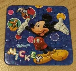 Disney Mickey & Friends jigsaw puzzle