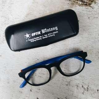 Kacamata Padisen Minus 0.50