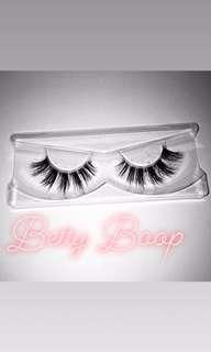 Betty Boop 3D Mink lashes