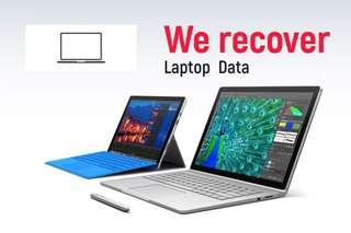 Data recovery for Laptop