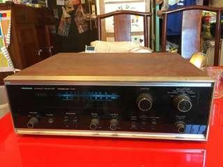 Pioneer stereo receiver SX-440