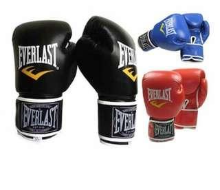 Sarung tinju Everlast Original Equipment Manufacturer  - Sarung Tinju Muay thai Boxing MMA Tinju - Sarung Tinju Murah - Sarung Tinju Samsak