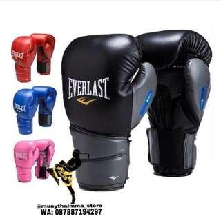Sarung Tinju Everlast Protex 2 -  Glove Everlast protex2