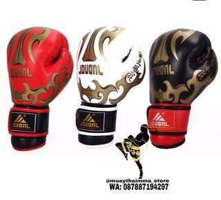 Sarung Tinju untuk Boxing atau Muaythai JduanL - Boxing Gloves