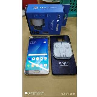 -USED- samsung note 5 duos (4/32)