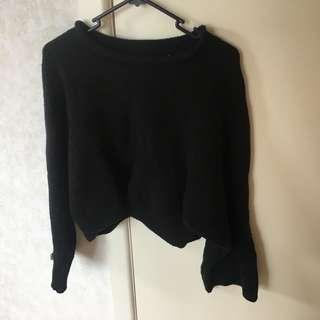 Cropped Knit