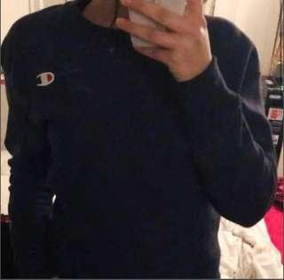 XS Champion Crewneck Sweatshirt