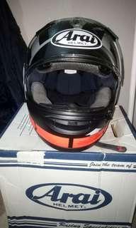 Arai Helmet RX7X Maverick Vinales