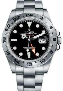Rolex Explorer 2 Black for Sale BNIB