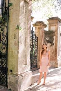 BNWT Cinq a Sept Flattering Dress