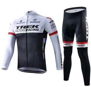 Trek factory racing wearing set