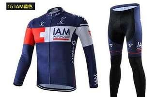 IAM sleeve racing wearing set