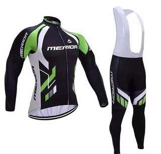 Merida racing wearing set