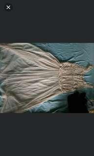Long dress import Korea