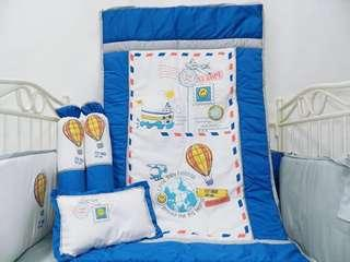 Comforter Set (Castle for Baby)