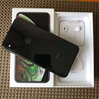 Iphone XS Max FU Spacegrey