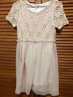 Babydoll Dress light pink
