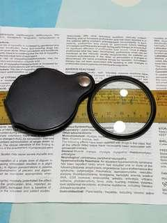 Pocket magnifying glass $6.8