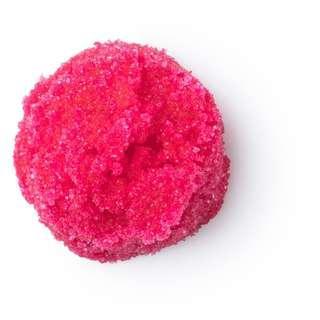 LUSH Cranberry Fizz Lip Scrub