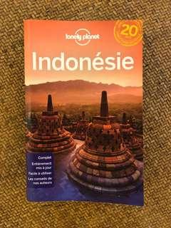 🚚 Lonely planet - French guide of Indonesia