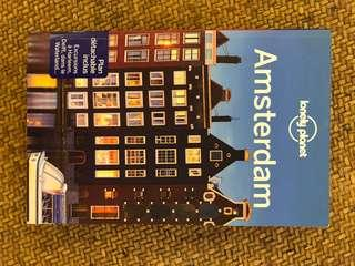 🚚 Lonely planet Amsterdam - French version