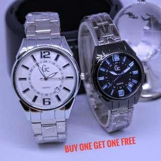 Jam Tangan Buy One get One