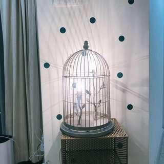 🚚 Birdcage Lamp