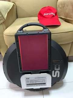IPS 122 electric unicycle - Sony battery 260wh 67v (Once Retail for $889.00)