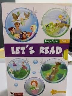 Let's Read Easy Start