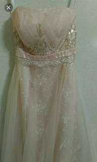 結婚晚裝,wedding dress or Pre wedding
