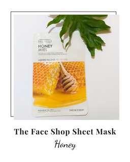 The Face Shop Sheet Mask