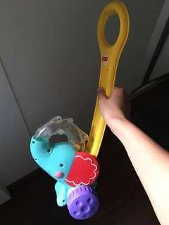 Fisher Price Walker Toy & Push Car