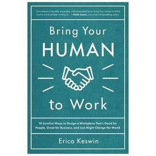 Ebook bring your human to work