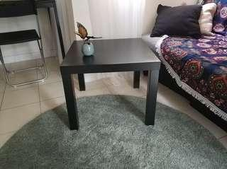 Ikea coffee table, side table