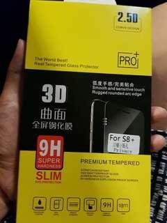 S8 PLUS anti privacy screen protector
