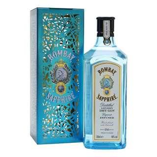 Bombay Sapphire Gin Lited Edition