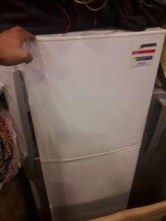 Toshiba fridge ( two doors )