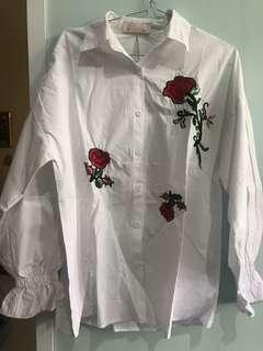 J.rep flower blouse
