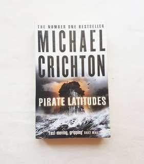 Pirate latitudes - Micharl Crichton